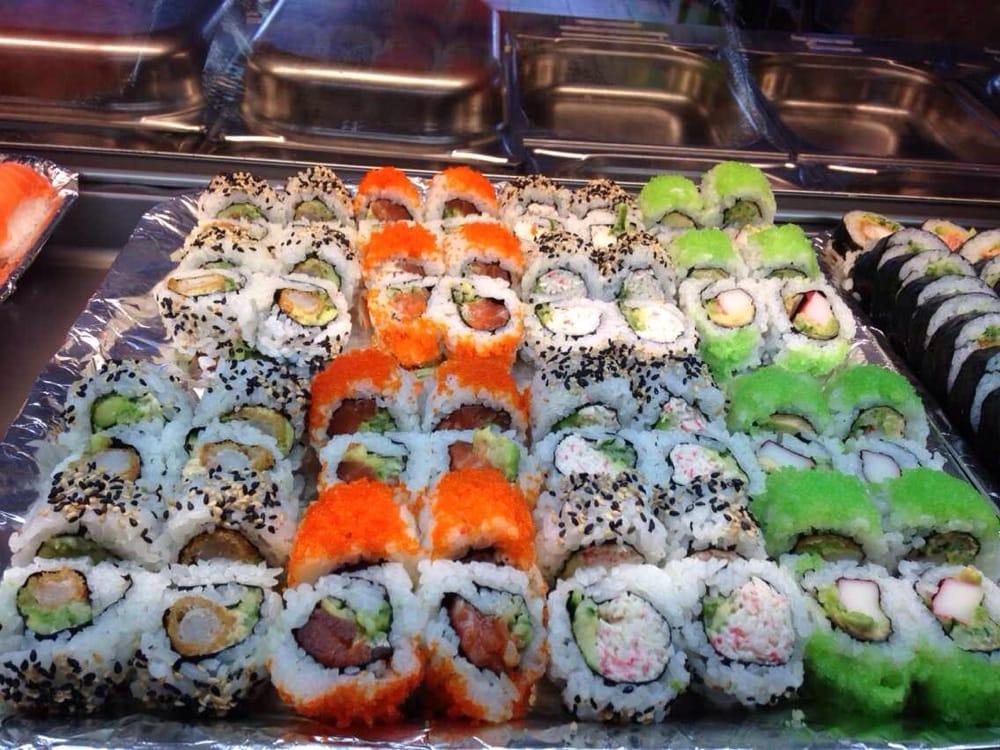 running sushi herlev