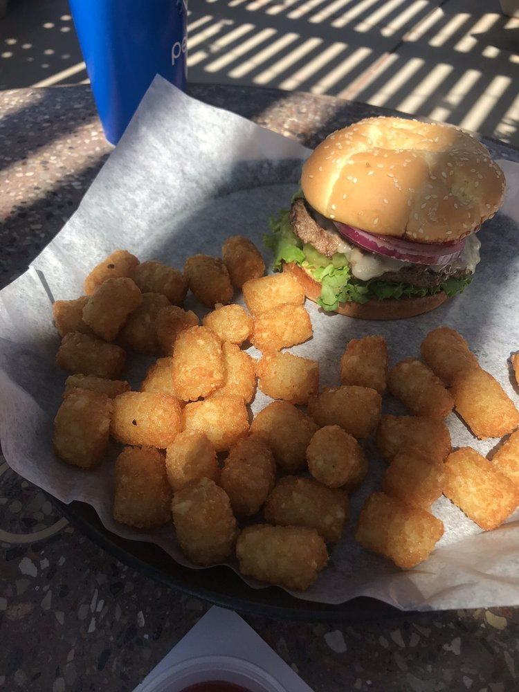 The IceBox & Round About Grill,: 27 N 200 E, Ivins, UT