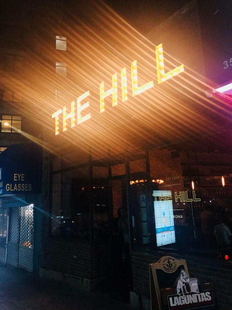 The Hill Bistro: 3541 Riverdale Ave, Bronx, NY