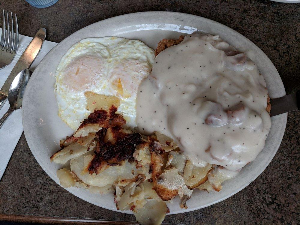 The Virginian Restaurant: 740 W Broadway Ave, Jackson, WY
