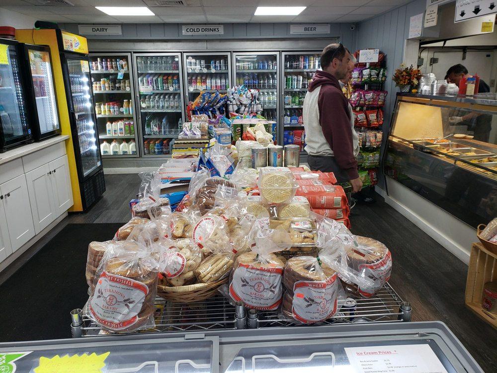 Zio's Italian Deli: 2040 Albany Post Rd, Croton-On-Hudson, NY