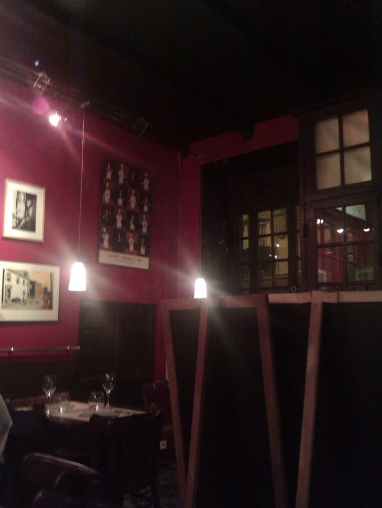 Restaurant Proximite Place De Clichy