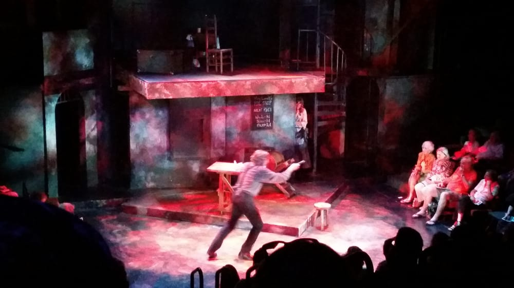 The Lyric Stage Company of Boston