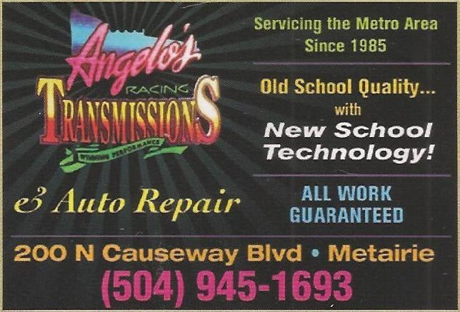Angelo's Transmissions & Auto Repair