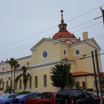 Photo Of Basilica St Paul Catholic Church Daytona Beach Fl United States