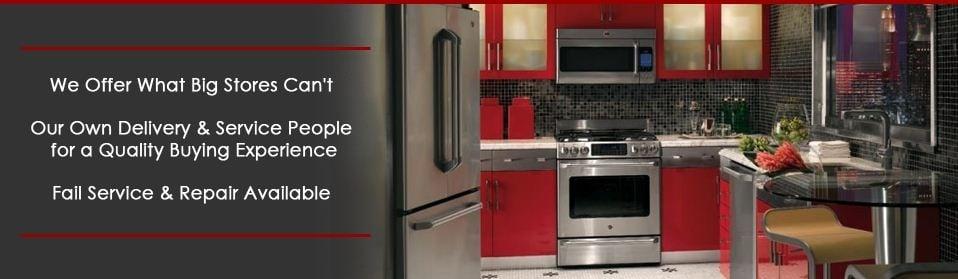 Ralph's Appliance Sales & Service: 150 S Main St, Nazareth, PA