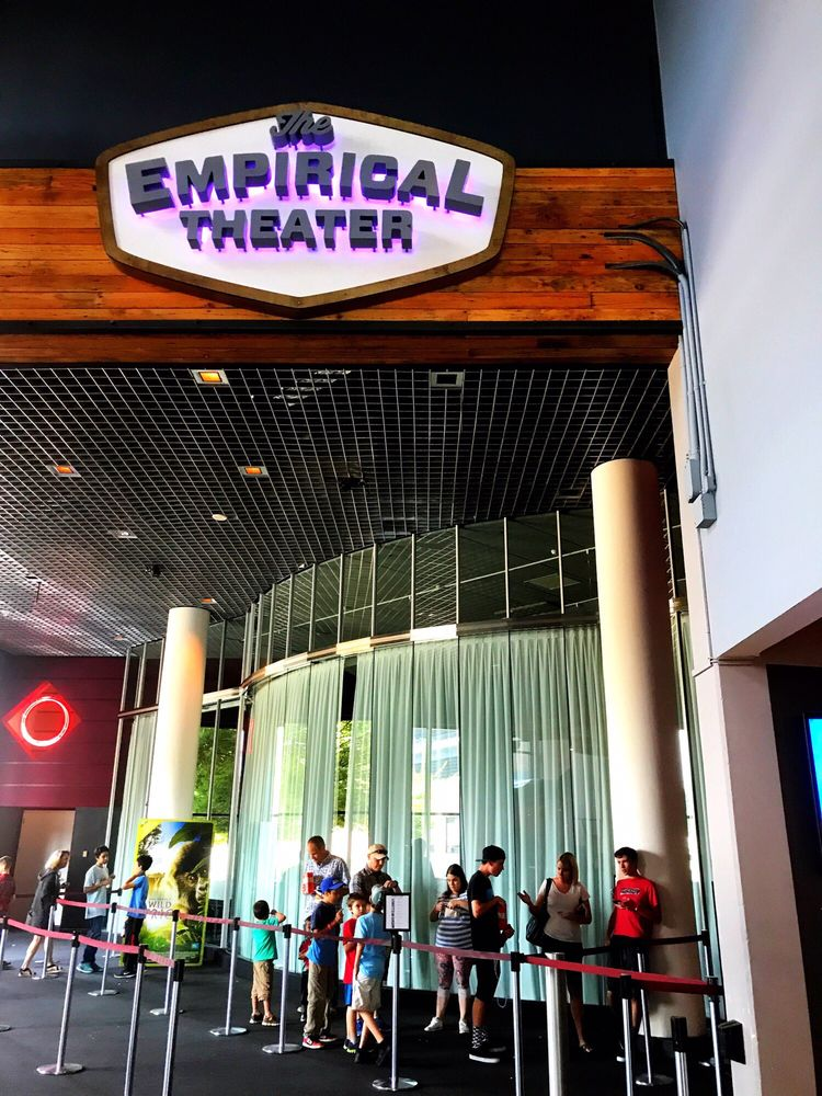 Photo of Empirical Theater at OMSI: Portland, OR