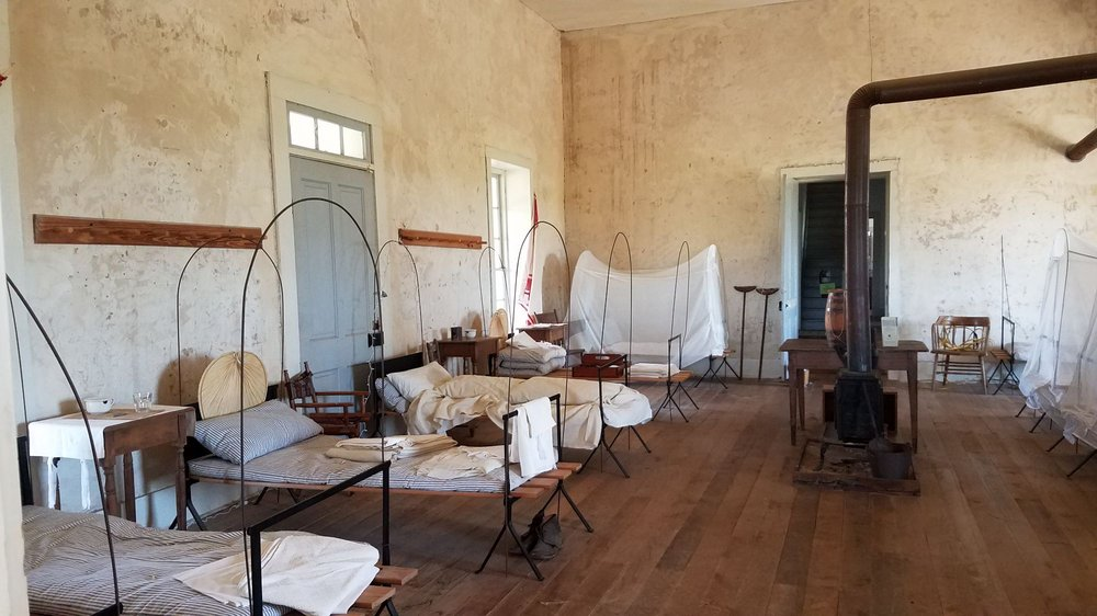 Fort Richardson State Park: Fort Richardson, Jacksboro, TX