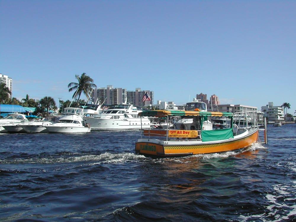 Intracoastal Waterway: 7000 N Ocean Dr, Dania Beach, FL