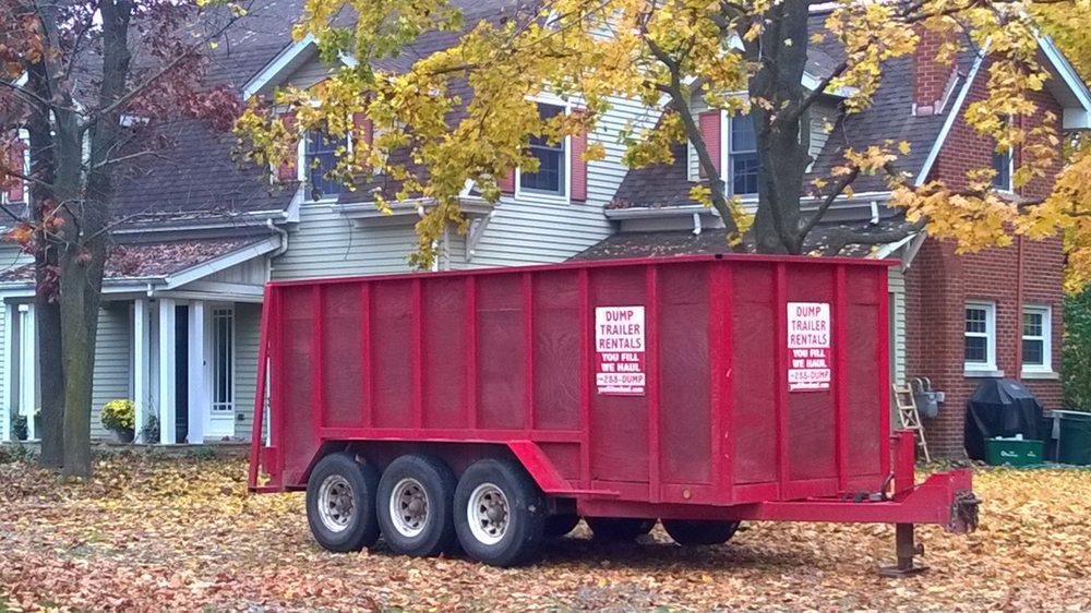 Dump Trailer Rentals: Clawson, MI