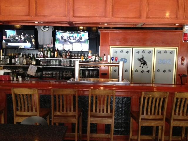 Bad Dog Bar and Grill: 368 Lyndock Street, Corunna, ON