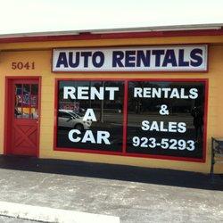 Sarasota Auto Rentals Car Rental 5041 S Tamiami Trl Sarasota