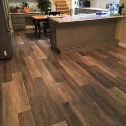 photo of carpet depot roswell ga united states freshly installed laminate planks