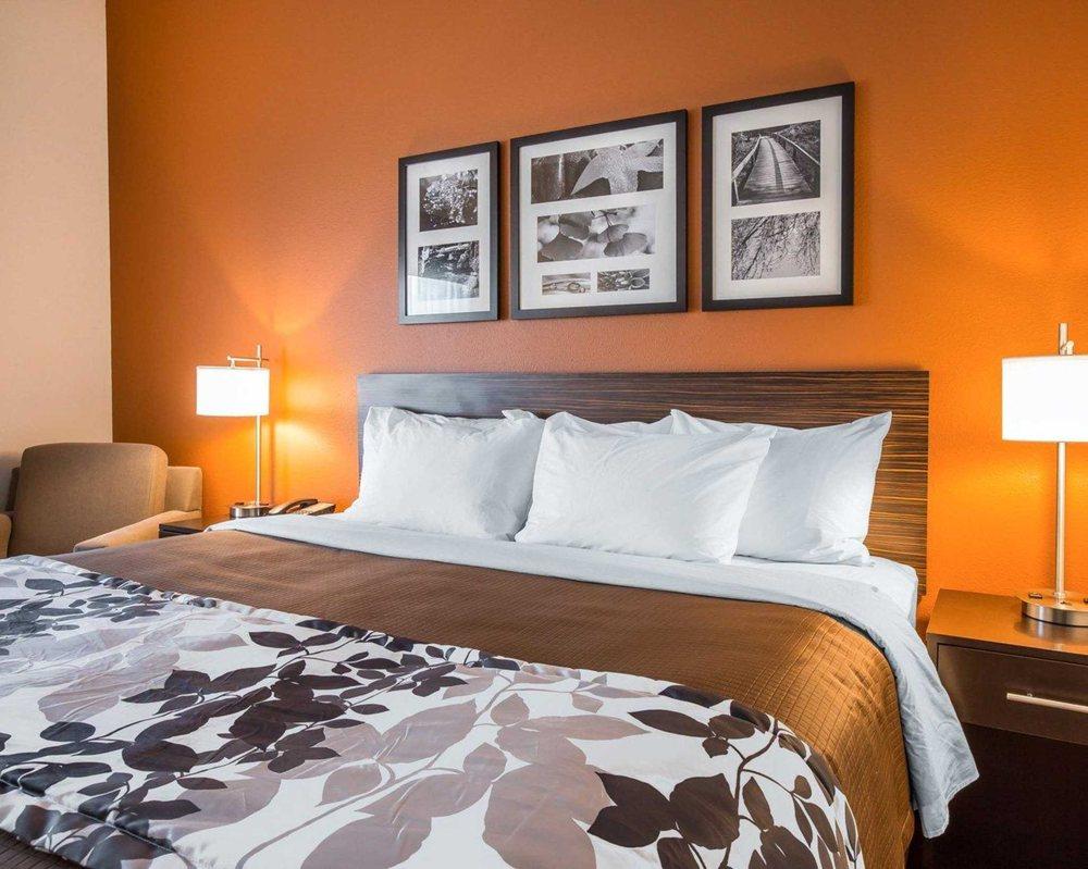 Sleep Inn Cartersville - Emerson Lake Point: 146 Old Allatoona Rd SE, Emerson, GA