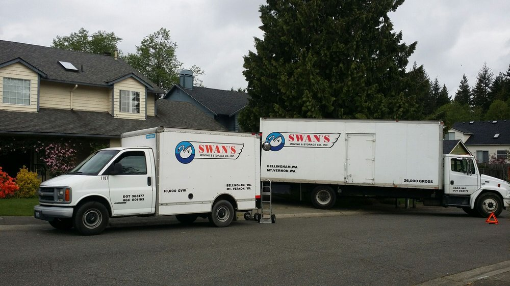 Swanu0027s Moving U0026 Storage Co   Movers   4350 Pacific Hwy I 5 Exit 258,  Bellingham, WA   Phone Number   Yelp