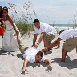 Photo Of Beach Weddings By Joanie Cocoa Fl United States