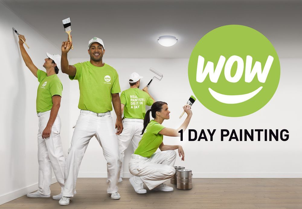 WOW 1 DAY PAINTING Morris County