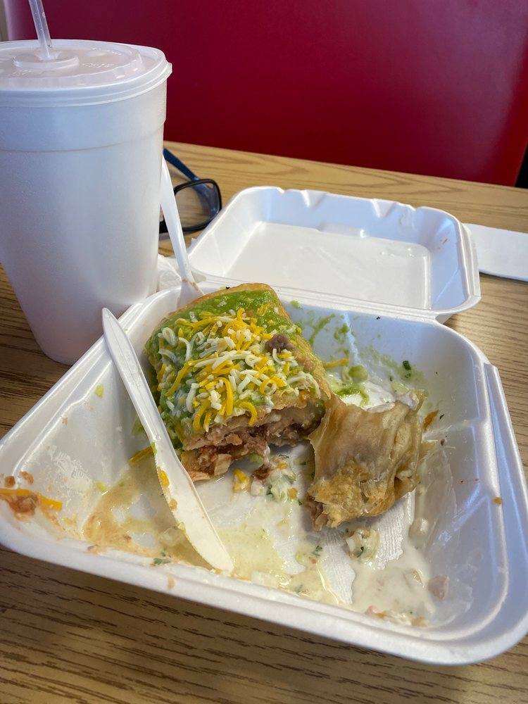 Pancho Villa Taco Shop: 2601A Stockton Hill Rd, Kingman, AZ