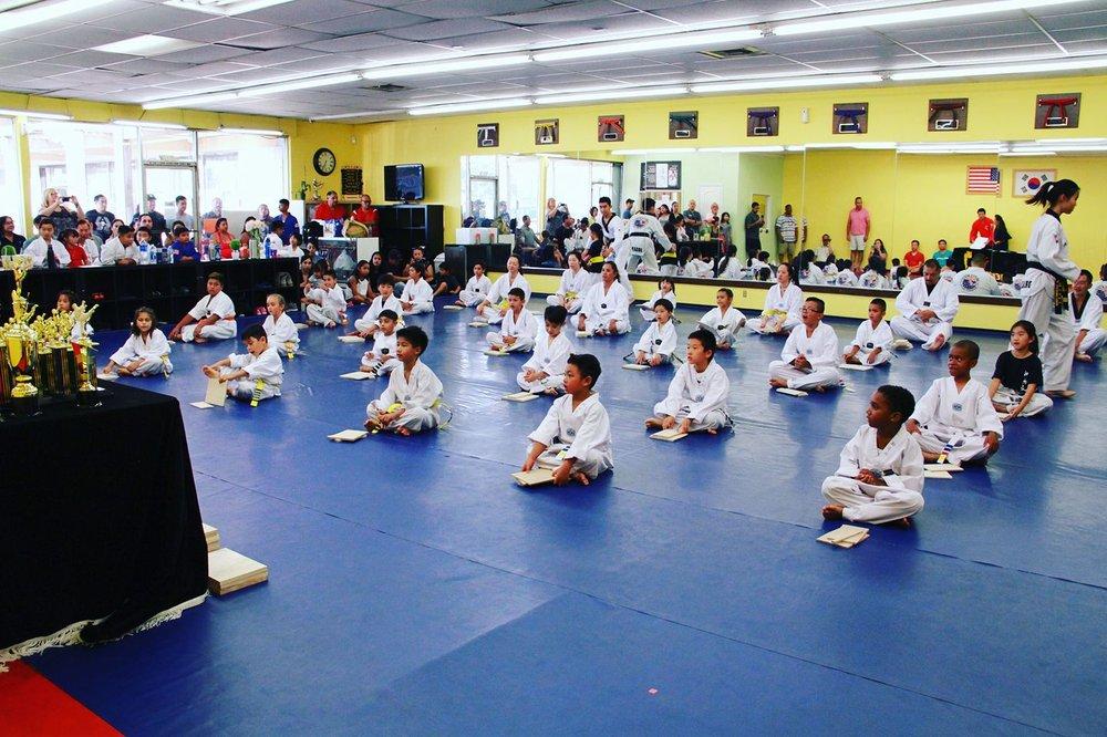 AK Taekwondo Center