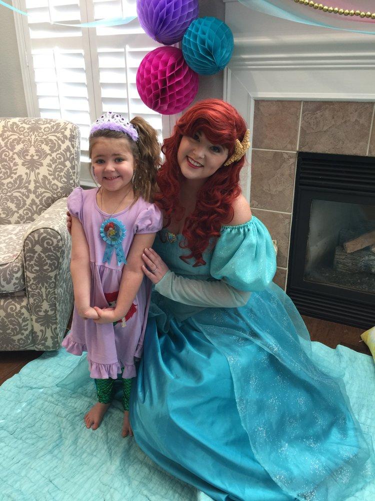 18 Photos For Fairytale Princess Parties DFW
