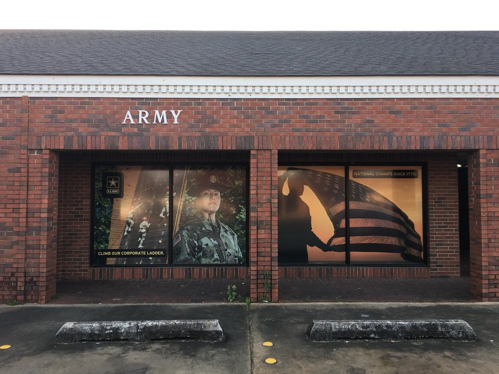 Army Recruiter: 303 W Park Ave, Greenwood, MS