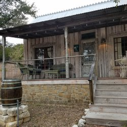 Photo Of Cabins At Red Rock Bu0026B   Fredericksburg, TX, United States. Outside