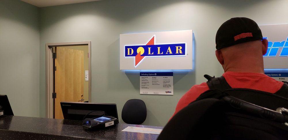 Dollar Car Rental: 6300 West Bay Pkwy, Panama City Beach, FL