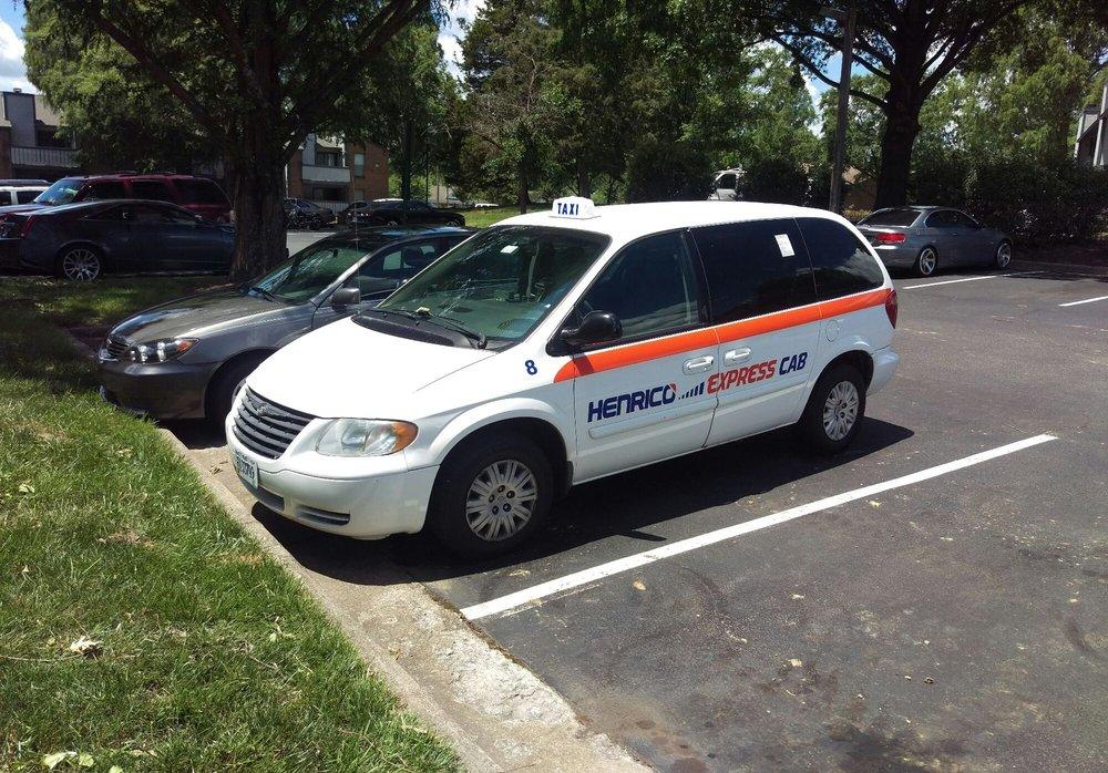 Henrico Express Cab: 5300 Glenside Dr, Richmond, VA