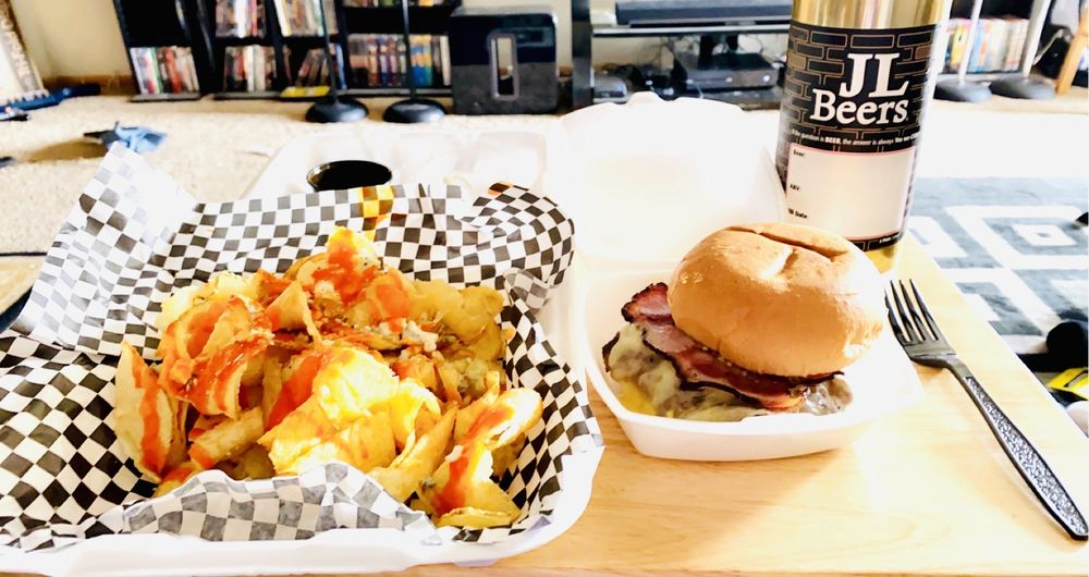 Food from JL Beers Minot