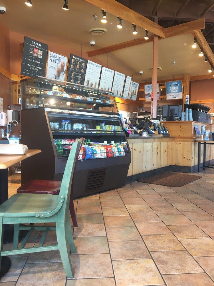 Caribou Coffee: 4911 Hwy 29 S, Alexandria, MN