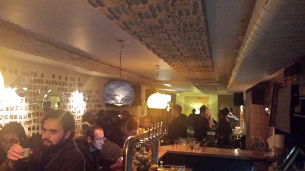Le boucan 11 recensioni bar 108 bd de clichy place for Place de clichy castorama