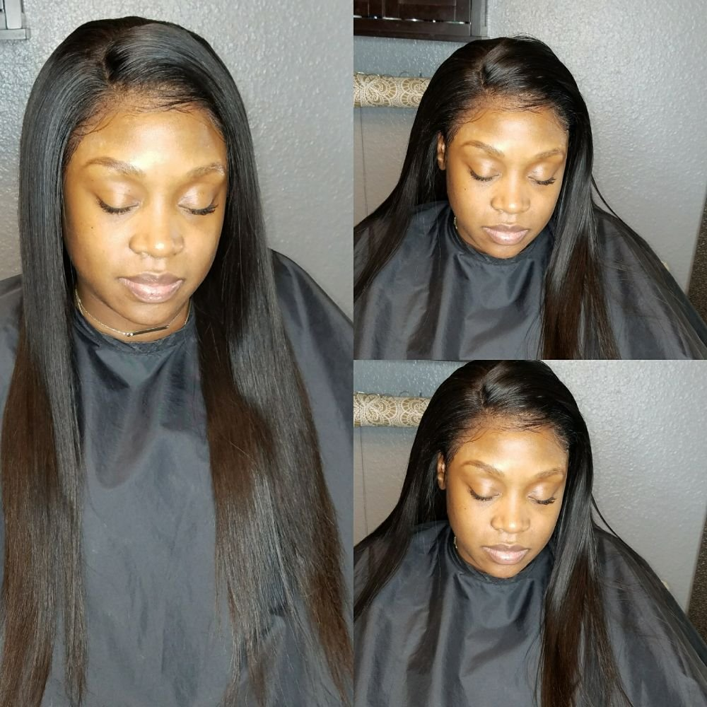 Fused Hair Extensions 36 Photos Hair Stylists 16742