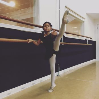 7 year old ballerina  High legs and big hearts! - Yelp