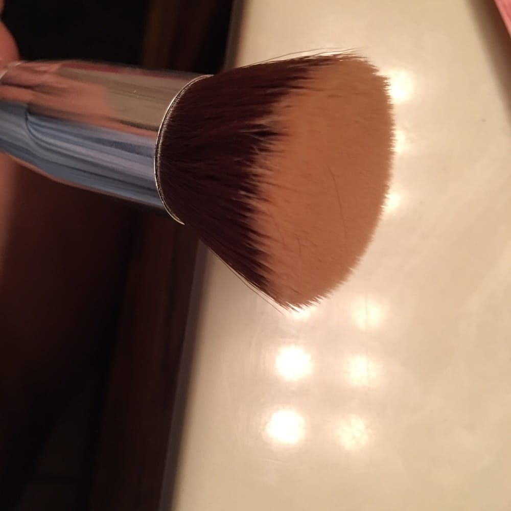 Crown Brush - C452 Flat Bronzer    no more Morphe brushes - Yelp