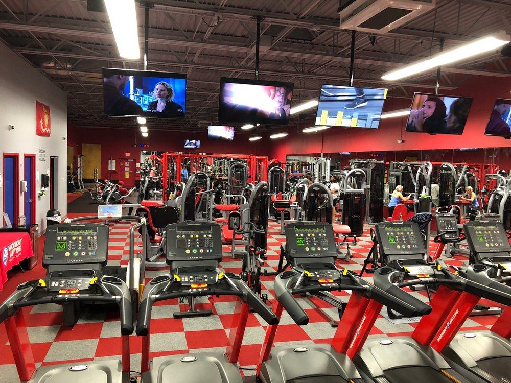 Social Spots from Workout Anytime Aiken
