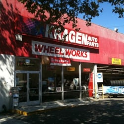 Kragen auto parts auto parts supplies 1033 the for United motors san jose