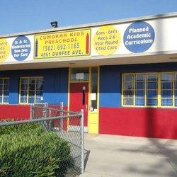 hadley preschool whittier cumorah cuidado infantil 4561 durfee ave pico 806
