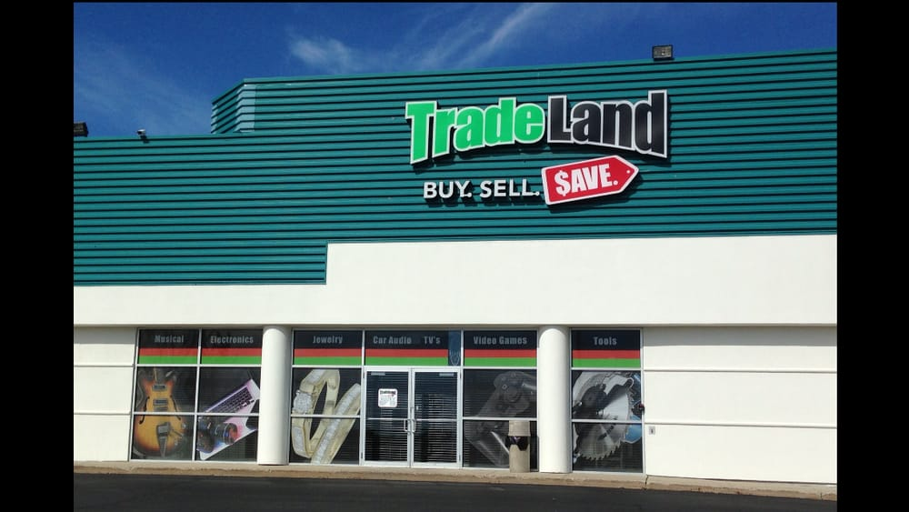 TradeLand: 293 Daniel Webster Hwy, Nashua, NH