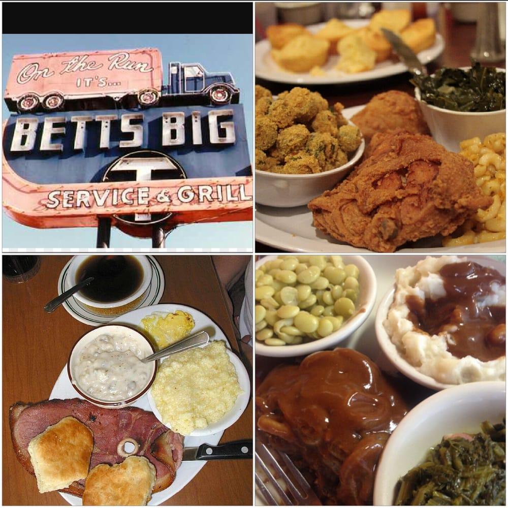 Bett's Big T