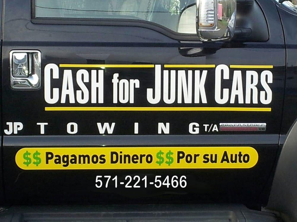 Cash For Junk Cars Towing - Towing - 123 Fleming St ...