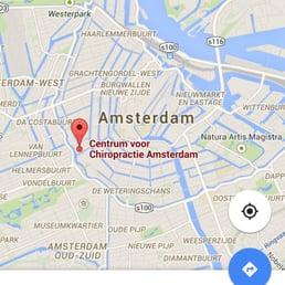 Centrum Voor Chiropractie Chiropractors Raamplein Jordaan - Where is amsterdam