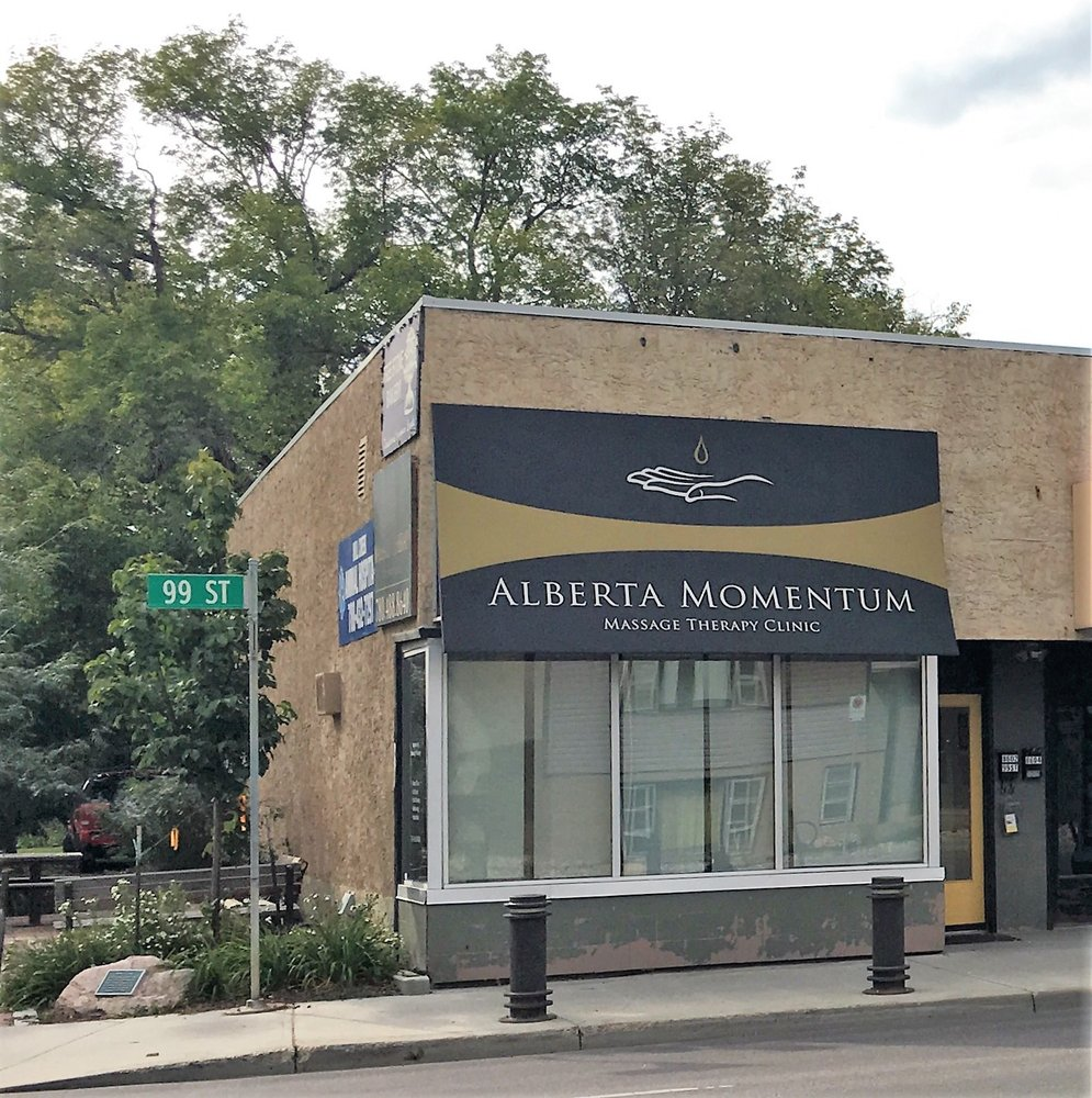 Alberta momentum massage therapy south 14 fotos y 38 for Kitchen cabinets 99 street edmonton