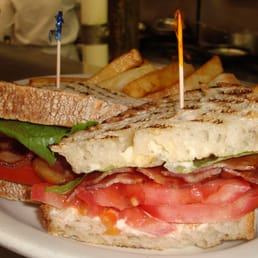 The River Palm Terrace - Edgewater, NJ, United States. BLT the River Palm Way