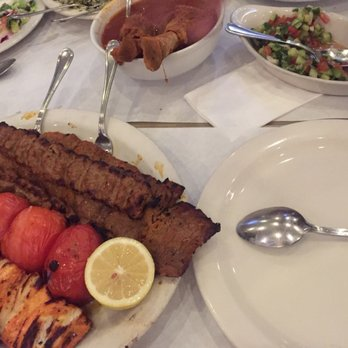 Persian Food Westwood Ca