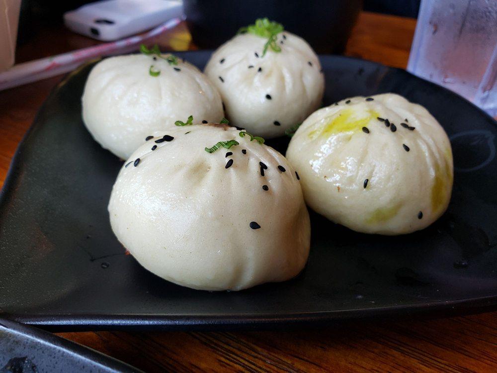 Food from Bao Bao House