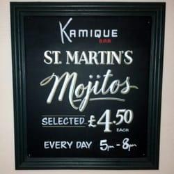 Photo Of Kamique Bar
