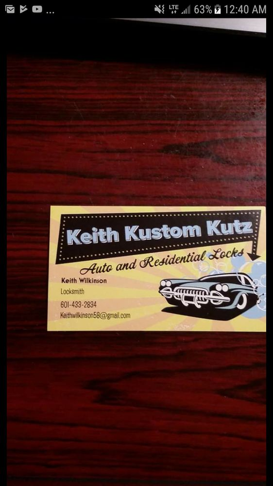 Photo of Keith Kustom Kutz: Forest, MS