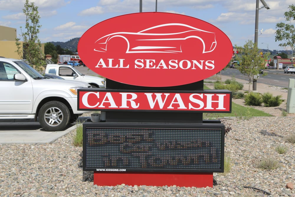 All Seasons Auto Wash