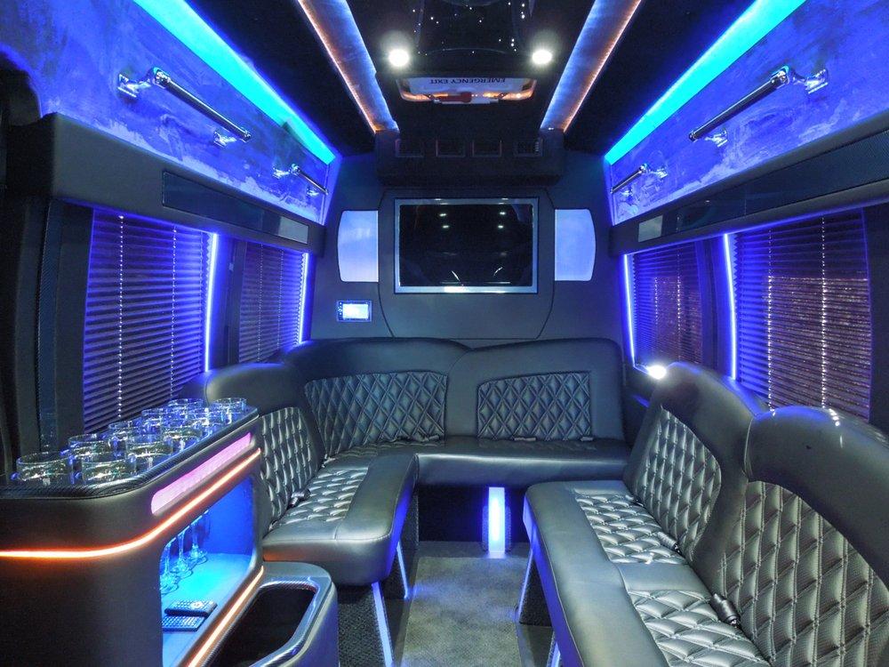 Ambassador Limousine: 277 Hydraulic Ridge Rd, Charlottesville, VA