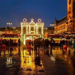 Hamburger Weihnachtsmarkt.Weihnachtsmarkt Rathausmarkt 278 Fotos 107 Beiträge